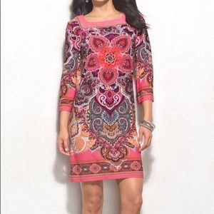 Db Signature Camryn Paisley Dress